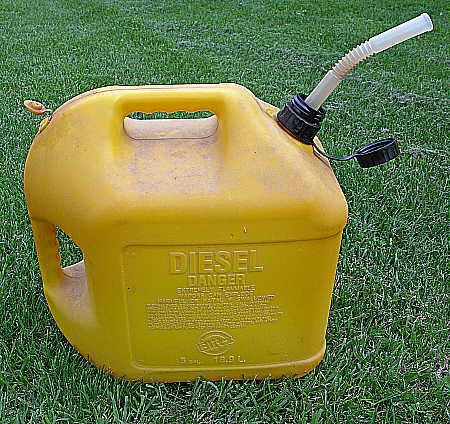Original fuel canister