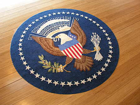 Seal of the Office of the President of the United States of America