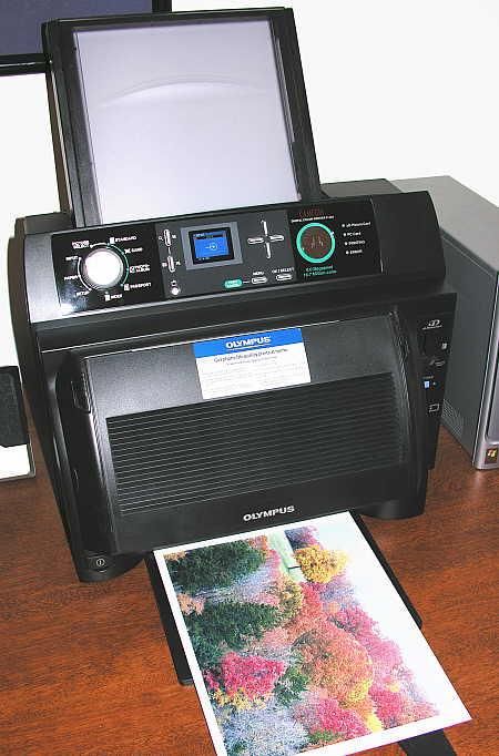 Olympus P440 Dye-Sub Printer