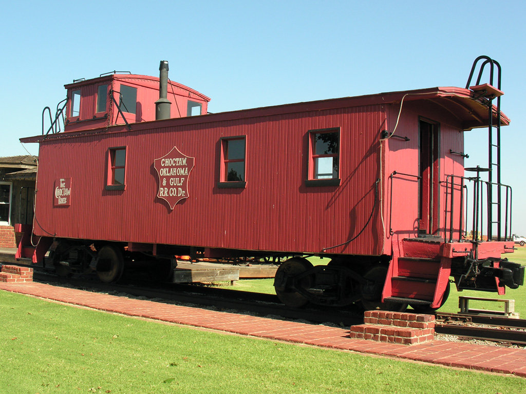 UP The Caboose s Early Uses  Union Pacific Railroad