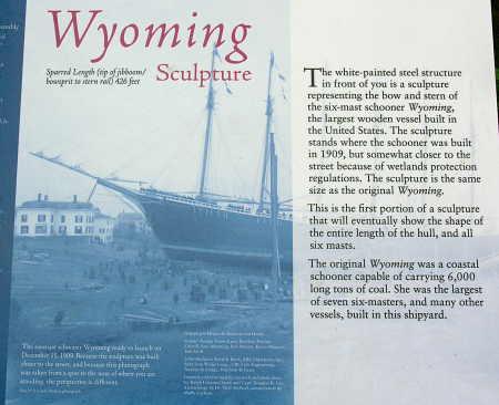 Schooner Wyoming
